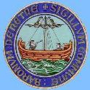 Cinque Ports - SIGILLUM COMMUNE BARONUM DE HETHE, common seal of the barons of Hythe