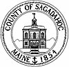 Official seal of Sagadahoc County
