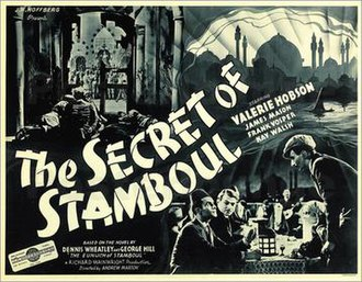 Secret of Stamboul - Image: Secret of Stamboul