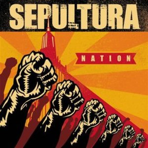 Nation (Sepultura album) - Image: Sepultura Nation