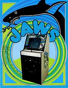 Shark Jaws 1975 Video Game Flyer.jpg