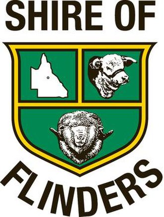 Shire of Flinders (Queensland) - Image: Shire of Flinders Logo