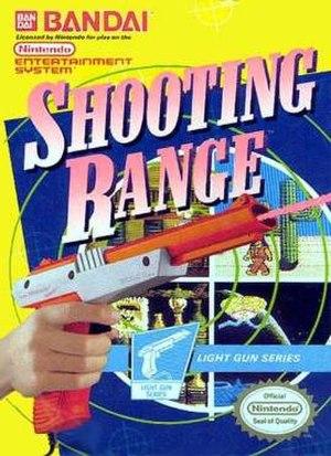 Shooting Range (video game) - Shooting Range