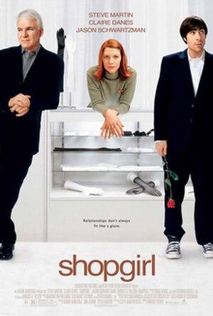 Shopgirl - Image: Shopgirl