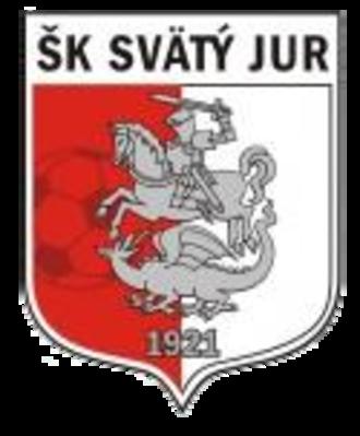 ŠK Svätý Jur - Image: Sk svaty jur