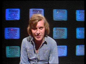 So It Goes (TV series) - Wilson presenting So It Goes in 1976