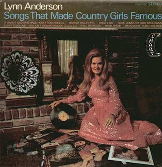 Songs That Made Country Girls Famous - Image: Songs That Made Country Girls Famous