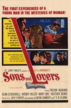 Sons and Lovers (film) - film poster