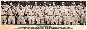 1914 St. Louis Terriers season - The 1914 St. Louis Terriers