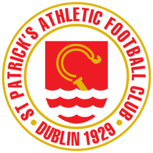 St Patrick's Athletic F.C. - Image: St. Patrick's Athletic F.C. crest