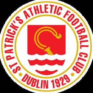 St Patrick's Athletic F.C. - Image: St. Patrick's Athletic F.C. crest