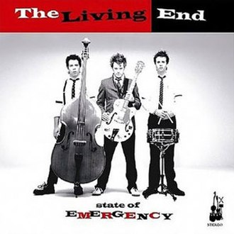 State of Emergency (The Living End album) - Image: State of Emergency (The Living End album cover art)