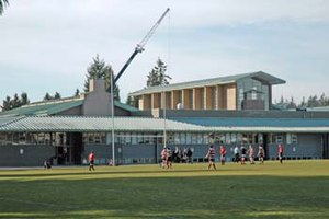 St. George's School (Vancouver) - Senior School Campus