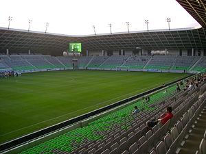 NK Olimpija Ljubljana (2005) - Stožice Stadium