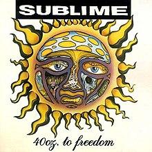 Sublime40OztoFreedomalbumcoverjpg