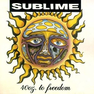 40oz. to Freedom - Image: Sublime 40Ozto Freedomalbumcover