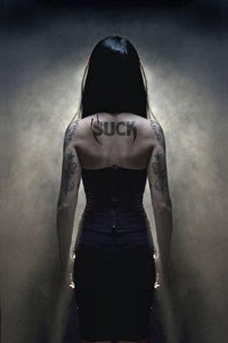 Suck (film) - Theatrical poster