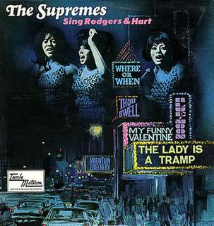 <i>The Supremes Sing Rodgers & Hart</i> 1967 studio album by The Supremes