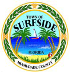 Surfside, Florida - Image: Surfside, Florida (logo)
