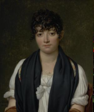 Suzanne le Peletier de Saint-Fargeau - Image: Suzanne Le Peletier Portrait
