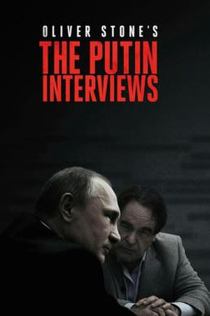 The Putin Interviews - Image: The putin interviews poster