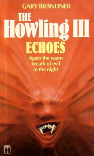 The Howling III: Echoes - Image: The Howling III