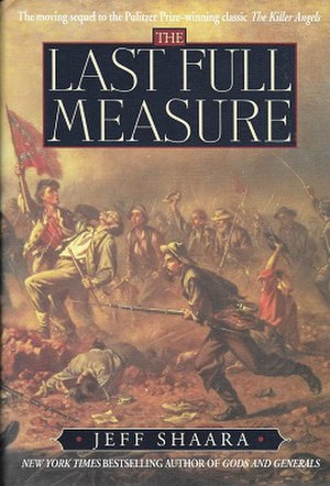 The Last Full Measure (novel) - First edition