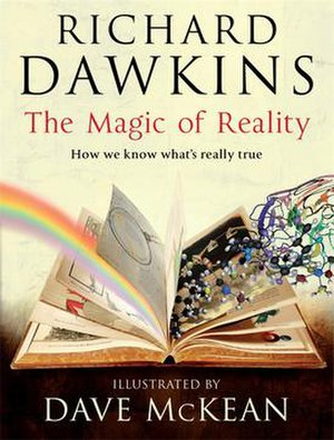 The Magic of Reality - Image: The Magicof Reality Dawkins Bantam 2011