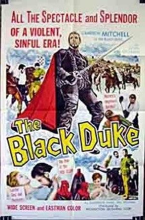 The Black Duke - Image: The Black Duke