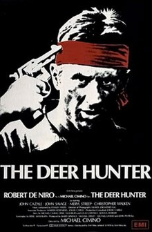 The fucking deer hunter