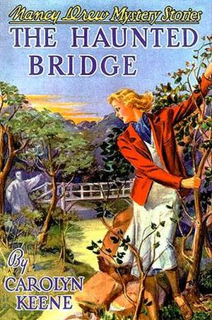 The Haunted Bridge - Original edition cover