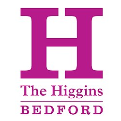 The Higgins Art Gallery & Museum, Bedford (logo).jpg