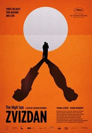The High Sun - Film poster