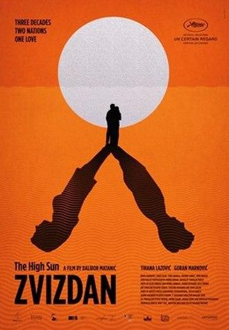 The High Sun - Film poster