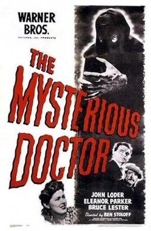 The Mysterious Doctor - Theatrical release poster