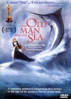 <i>The Old Man and the Sea</i> (1999 film) 1999 film directed by Aleksandr Petrov