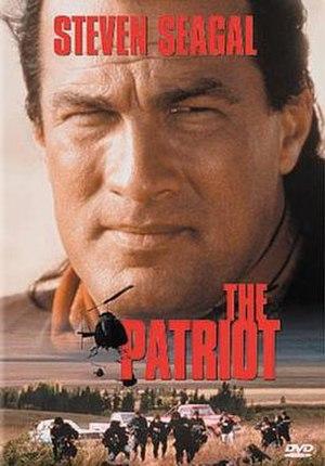 The Patriot (1998 film) - Region 1 DVD cover