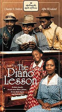 The Piano Lesson (film) - Wikipedia