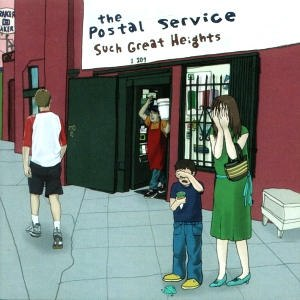 Such Great Heights - Image: The Postal Service Such Great Heights