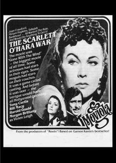<i>The Scarlett OHara War</i> 1980 TV movie directed by John Erman