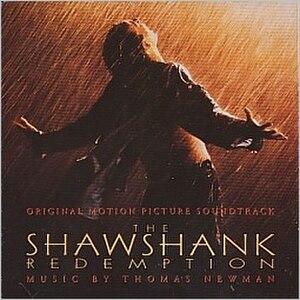 The Shawshank Redemption (soundtrack) - Image: The Shawshank Redemption cd