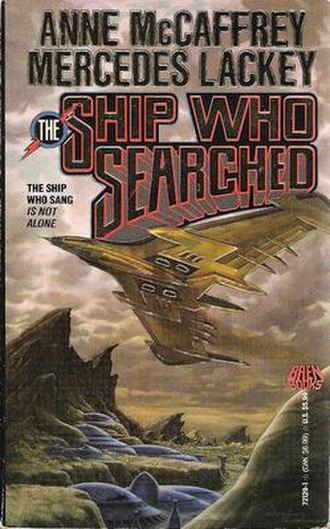 The Ship Who Searched - First edition cover