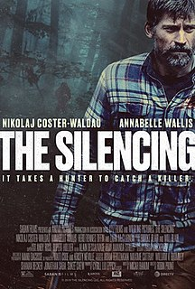 <i>The Silencing</i> 2020 American-Canadian action-thriller film directed by Robin Pront
