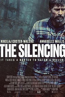 The Silencing 2020 Canada Robin Pront Nikolaj Coster-Waldau Annabelle Wallis Hero Fiennes Tiffin  Action, Crime, Thriller