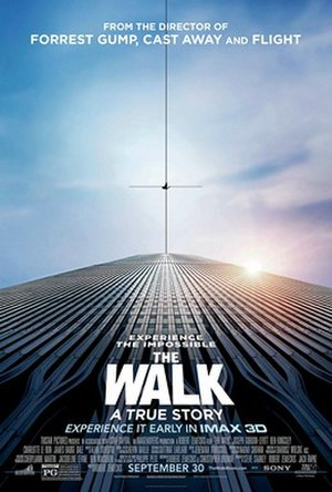 The Walk (2015 film) - Theatrical release poster
