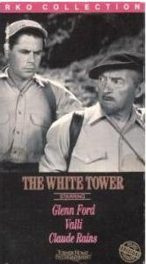 The White Tower (film) - Image: The White Tower Video Cover