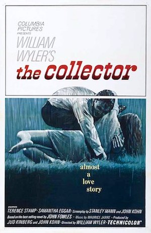 The Collector (1965 film) - Australian theatrical release poster