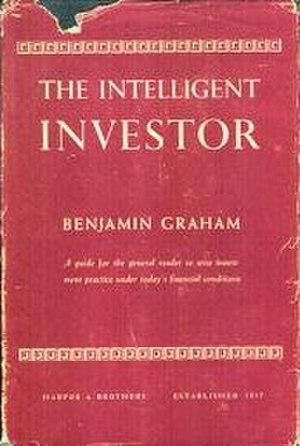Benjamin Graham - An early copy of Graham's Intelligent Investor