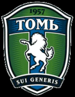 FC Tom Tomsk - Image: Tom Tomsk