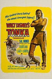 <i>Tonka</i> (film) 1958 film by Lewis R. Foster
